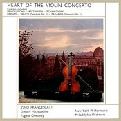 Heart Of The Violin Concerto Songs