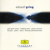 Grieg: Peer Gynt Suites; Holberg Suites; Piano Concerto (2 CDs) Songs