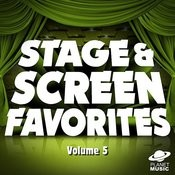 Stage And Screen Favorites, Vol. 5 Songs