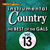 Instrumental Country: The Best Of The Gals, Vol. 13 Songs