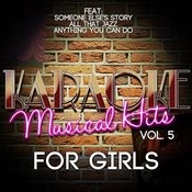 Karaoke - Musical Hits For Girls, Vol. 5 Songs