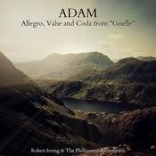 Adam: Allegro, Valse And Coda From