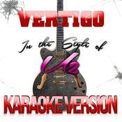 Vertigo (In The Style Of U2) [Karaoke Version] - Single Songs