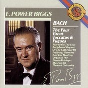 Bach: The 4 Great Toccatas & Fugues Songs
