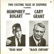 Two Exciting Tales Of Suspense - Dead Man And Black Curtain Songs