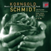 Korngold, Schmidt: Music For Strings And Piano Left Hand Songs