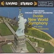 Dvorak: New World Symphony And Other Orchestral Masterworks Songs