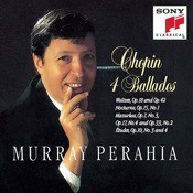 Chopin: 4 Ballades & Other Piano Works Songs