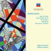 Mendelssohn: Hear My Prayer; Sechs Sprüche; Three Psalms Songs