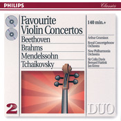 Favourite Violin Concertos (2 CDs) Songs