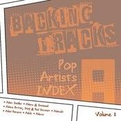 Backing Tracks / Pop Artists Index, A, (Adam Sandler / Adams & Streisand / Adams Bryan, Sting & Rod Stewart / Adamski / Adan Romero / Adele / Adema), Volume 11 Songs