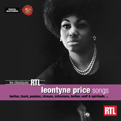 Leontyne Price - Songs Songs