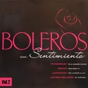 Boleros Con Sentimiento Vol. 2 Songs