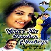 Yaar ka deedar chahiye by ram shankar on apple music.