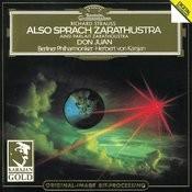 Strauss, R.: Also sprach Zarathustra; Don Juan Songs