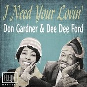 Classic And Collectable - Don Gardner & Dee Dee Ford - I Need Your Lovin' Songs
