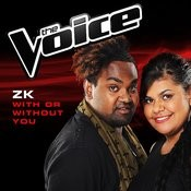 With Or Without You (The Voice 2014 Performance) Songs