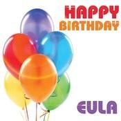 Happy Birthday Eula Songs