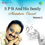 S P Balasubrahmanyam Andhisfamily Members Casset 1 Songs