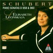 Schubert : Piano Sonatas Nos 19 & 21 (D958,D960) Songs