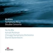 Brahms : Symphony No.4 & Double Concerto  -  Elatus Songs
