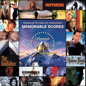 MEMORABLE SCORES - Paramount Pictures 90th Anniversary Songs