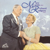 Mary Martin Sings / Richard Rodgers Plays Songs