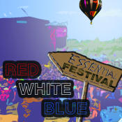 Essential Festival Red White Blue Songs