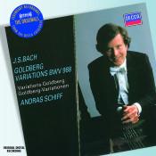 Bach: Goldberg Variations Songs