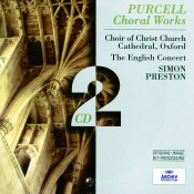 Purcell Choral Works Songs