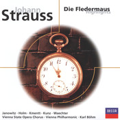 Strauss, J. II: Die Fledermaus - highlights Songs