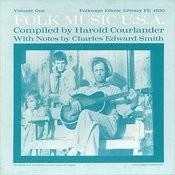 Folk Music U.S.A., Vol.1 Songs