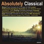 Mozart: Piano Concerto No.27/Elgar: Violoncello Concerto in E Minor, Et Al. Songs