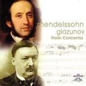 Mendelssohn/Glazunov: Violin Concertos Songs