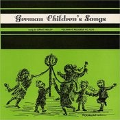 German Children's Songs, Vol.1 Songs