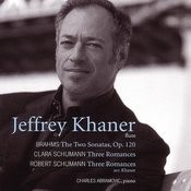 Brahms / C. Schumann / R. Schumann: Arrangements For Flute By Jeffrey Khaner Songs