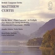 CURTIS: Orchestral Works Volume III Songs