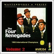The Four Renegades - Masterworks Series Volume 2 Songs