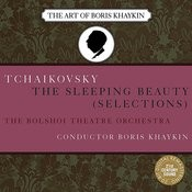 Tchaikovsky: Selections from The Sleeping Beauty Songs