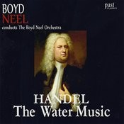 Handel: The Water Music Songs