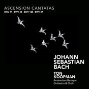 Bach: Ascension Cantatas Songs