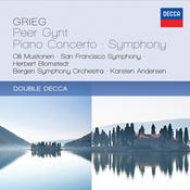 Grieg:  Peer Gynt; Piano Concerto; Symphony Songs