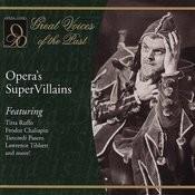 Opera's Super Villains Songs