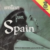 Overtures From Spain Songs