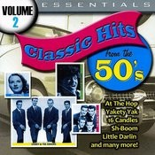 Classic Hits From The 50s Volume 2 Songs