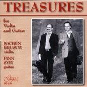 Treasures For Violin And Guitar Songs