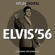 Elvis '56 - 4 Track Ep (Remastered) Songs