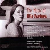 Music Of Alla Pavlova Songs