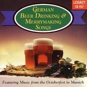 German Beer Drinking & Merrymaking Songs Songs