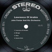 Lawrence Of Arabia Song